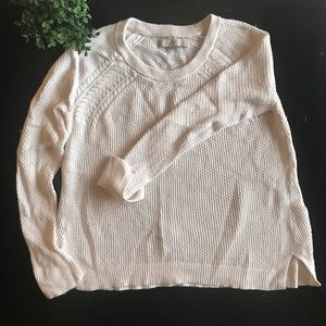 Loft Neutral/Cream Sweater